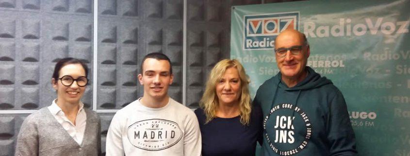 Jose Luis y Juan en RadioVoz