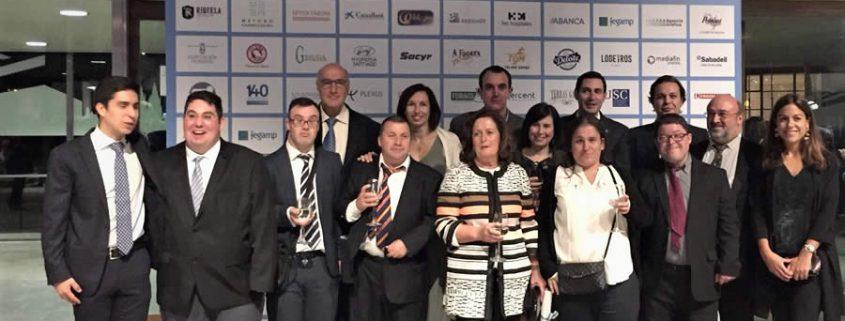 Premio Gallegos del Año