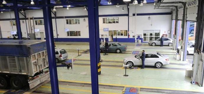vehiculos rechazados en ITV